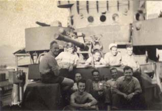 3-inch Gun Crew from the PCER 855