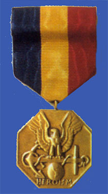 Navy and Marine Corps Medal Example